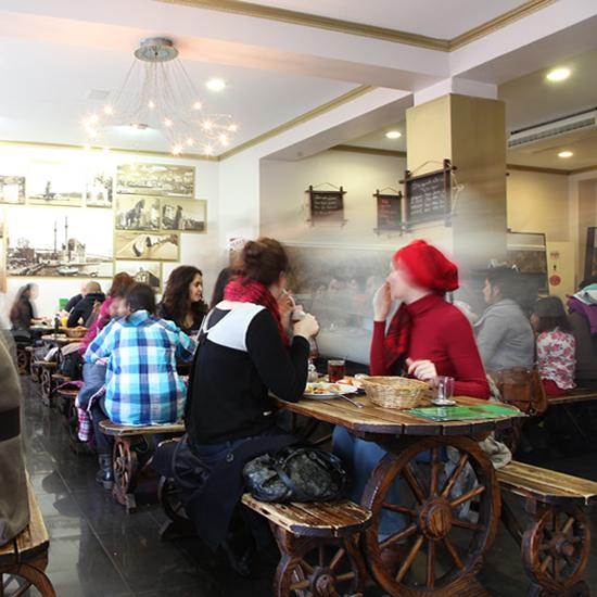 Café & Restaurant LaFemme in Berlin