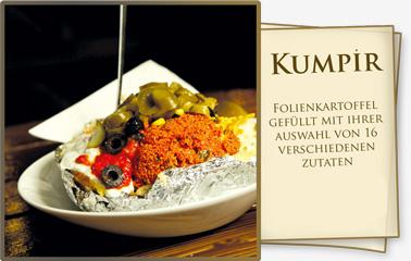 Türkisches Essen in Berlin