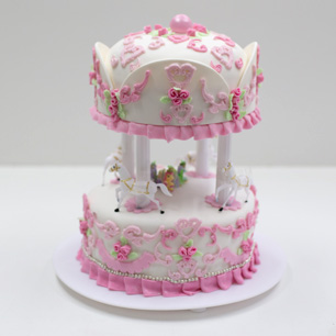 Pictures Of Modern Birthday Cakes